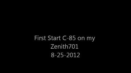 First Start C_85 Zenith 701