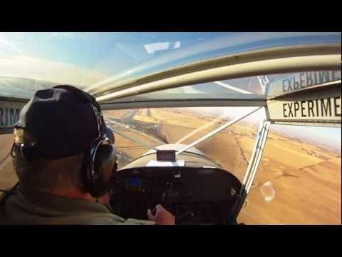 Phil Flys landing Ch-701