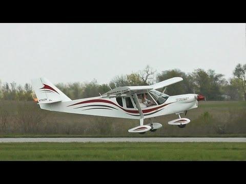 Zenith CH 750 CRUZER light sport kit aircraft