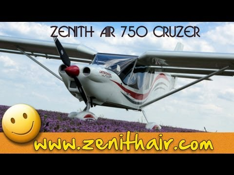Zenith CH 750 CRUZER - Ultralight Flyer Interview