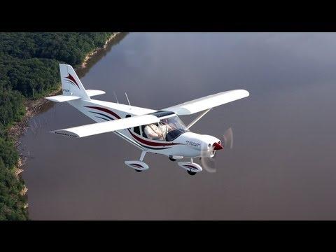 Flying the Zenith CH 750 Cruzer to AirVenture Oshkosh 2013