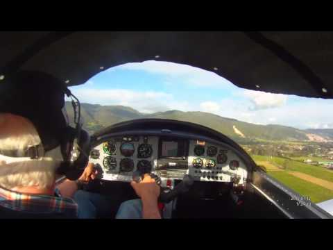 Zodiac CH 601 XL Takeoff at SKGY, Colombia