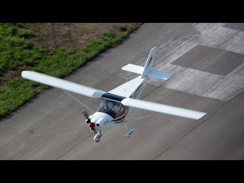 Deadstick (no power) landing in the Zenith CH 750 Cruzer