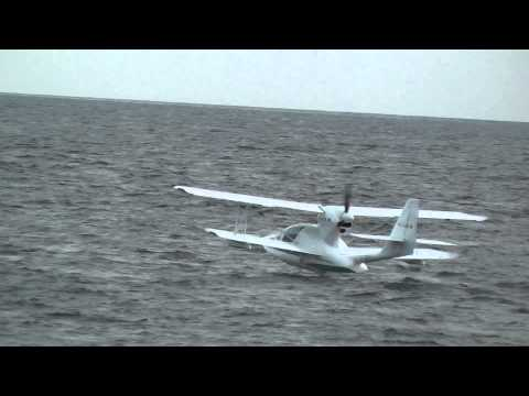 Athens Flying Week Faliro Pre-Show 2013 Seaplanes