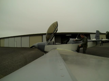 Zenith 601 HDS First Flight
