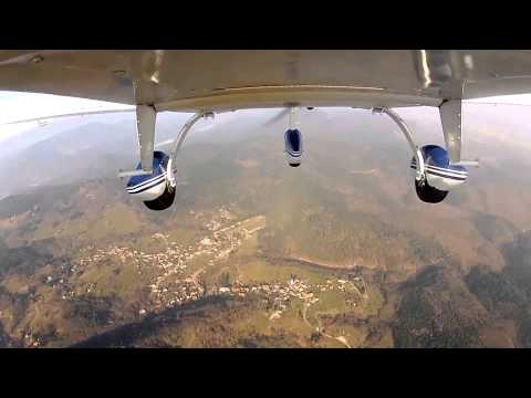 Flying the Zenith CH601XL-B