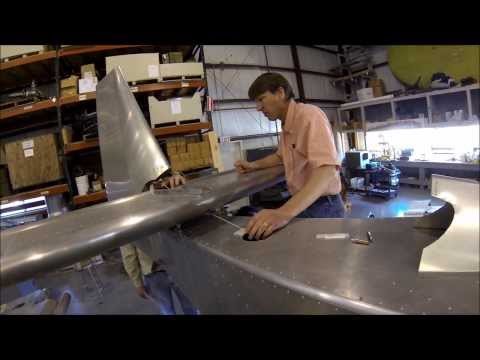 Visiting the EAA Staff Zenith Kit Project