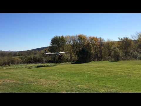Flaps up on landing