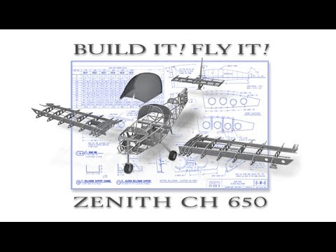 Zenith CH 650 - affordable all-metal two-seat light sport aircraft