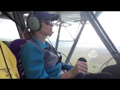 Transition Training In the STOL CH 750