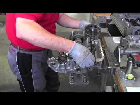 How Rotax Builds Aircraft Engines