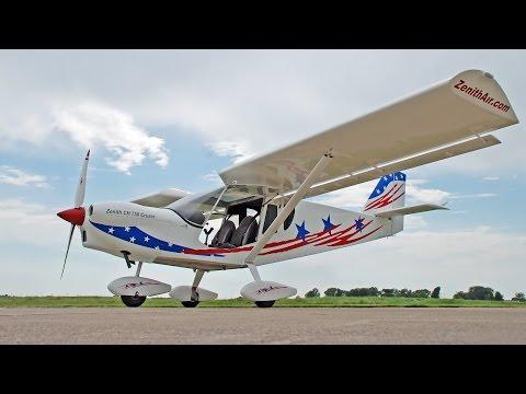 Flying the Zenith CH 750 Cruzer
