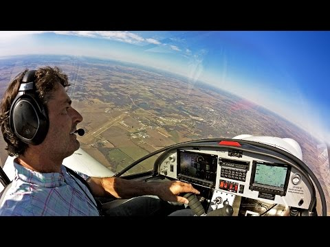 Flying the Zenith CH 650 to 10,000 feet