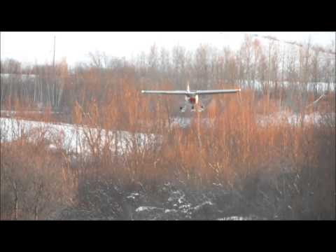 Zenith CH 701 Wheel ski flying Sussex NB