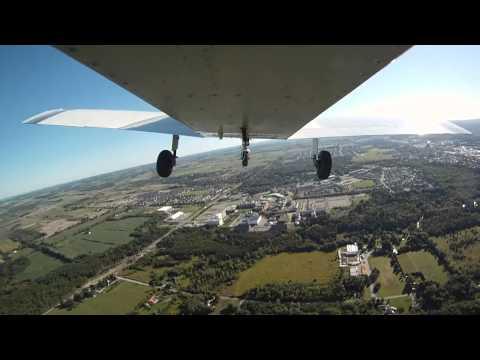 Hawkes Field Fly In 2014