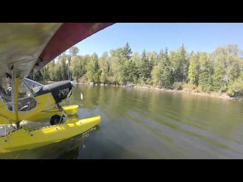 STOL Flying: George Lake