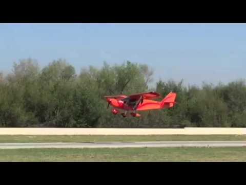 First Flight: Dean Smith Zenith CH 750 Cruzer