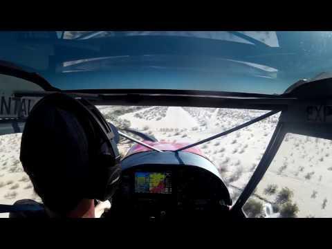 Zenith CH 750 Dirt Strip Landing (5AZ6)