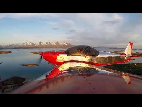 Zenith CH 650 flight