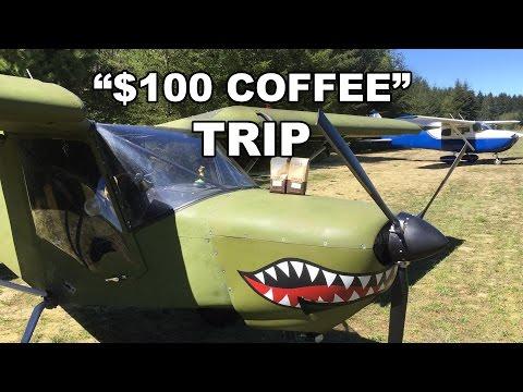 Hundred Dollar Coffee!