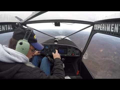 Short flight in my Zenith CH701 Stol