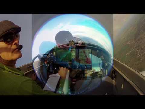 Zenith CH601XL-B First Flight