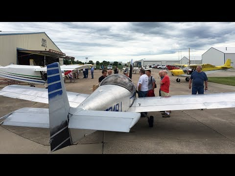 "Spring ""Fly In To Summer"" Open Hangar Day: June 16, 2018"