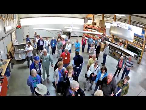 Zenith Aircraft kit factory tour