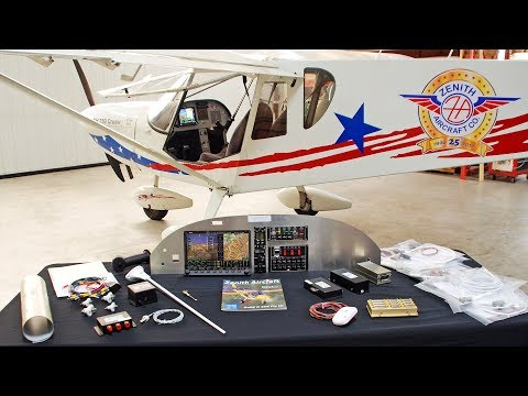 Dynon SkyView HDX Avionics Package for Zenith