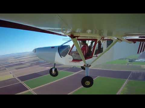 First Flight: STOL CH 750 N750PS