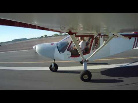 STOL CH 750 Final Taxi Tests