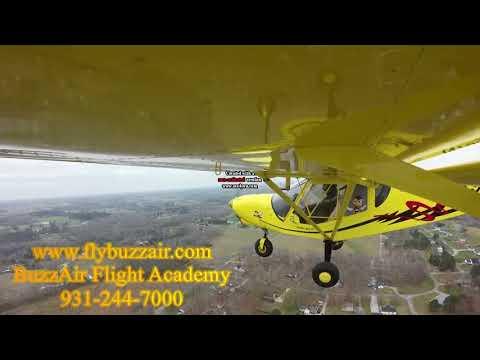 Buzz Air Transition Training STOL CH 750 James Durall