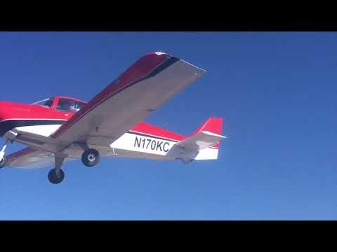 First Flight: Zenith CH 640
