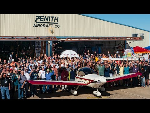 Zenith Aircraft Homecoming: 2018 Open Hangar Days and Fly-In