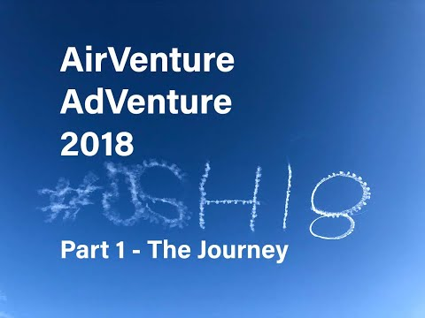 To AirVenture 2018