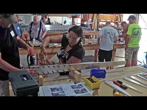 Zenith Aircraft Kit Building Workshop: July 2018