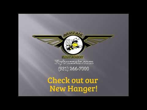Buzz Air - New Hanger Coming Soon