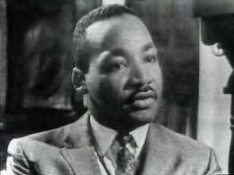 Dr. Martin Luther King, Jr.: How Mahatma Gandhi was introduced to me