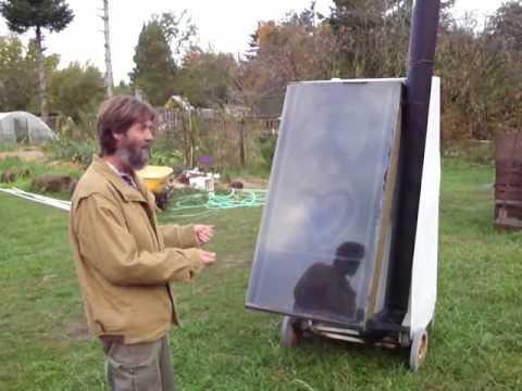 Inspiration Farm's Solar Food Drier