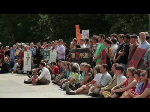 STOP THE PIPELINE: The Rise Against Keystone XL