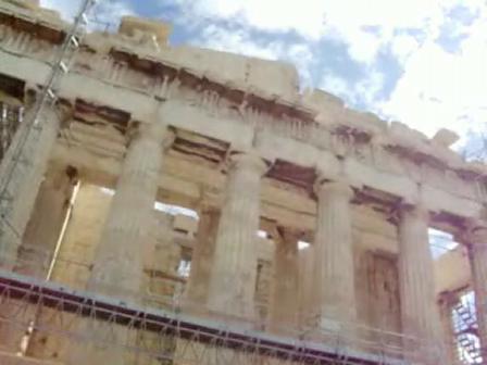 Walk around the Parthenon