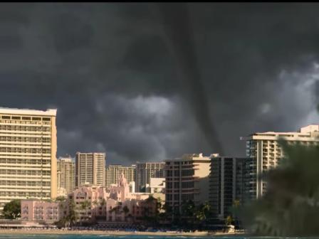 homnolulu tornado