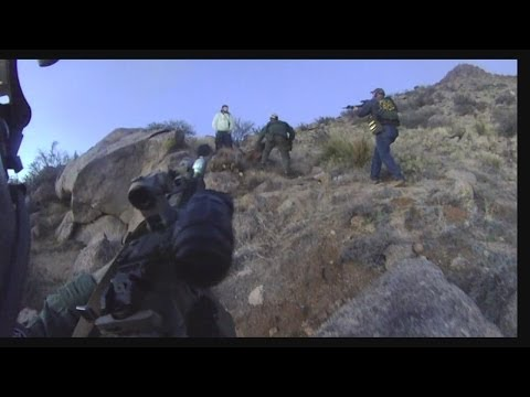 Video: APD releases HelmetCam footage of shooting