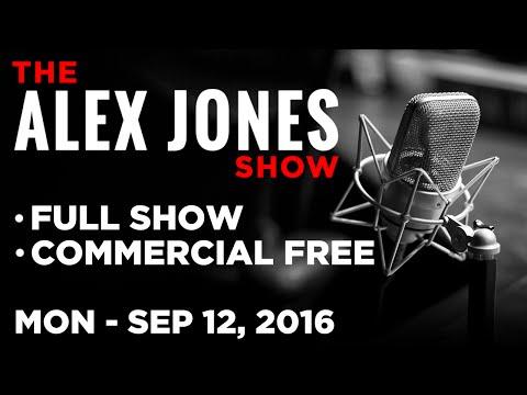 AJ Show (FULL VIDEO Commercial Free) Monday 9/12/16: Pastor James Manning, Steve Pieczenik