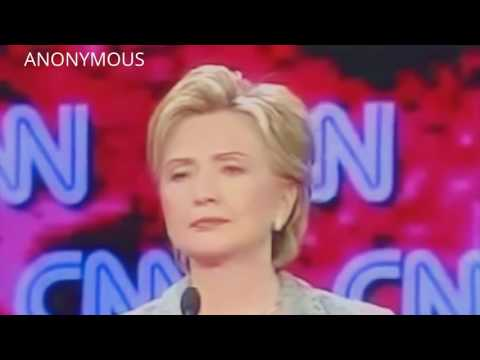 Hillary Clinton & Anonymous In YouTube!