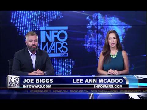 Infowars Nightly News: Friday (8-12-16)