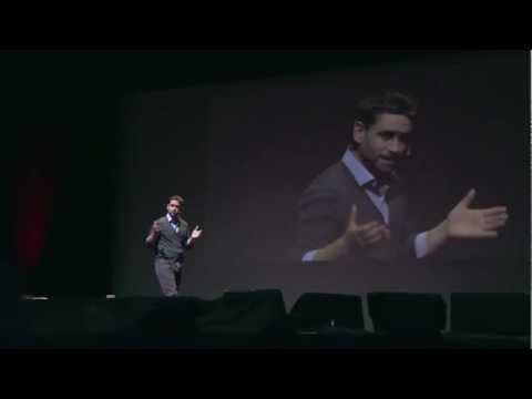 Les conspirateurs positifs: Mathieu Baudin at TEDxParis 2012