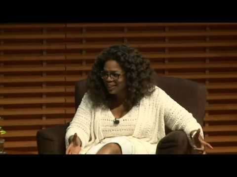 Oprah The importance of inner CALM (There Are No Mistakes