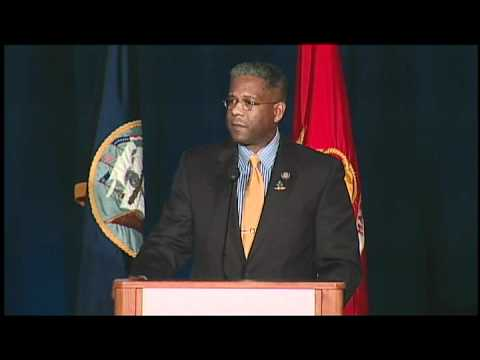 Allen West: The Flame