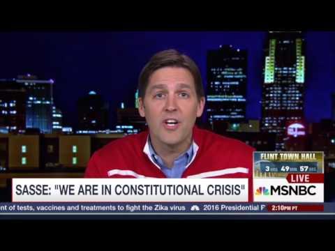 Sen. Ben Sasse (R-Neb.) on MSNBC Defining Conservatism
